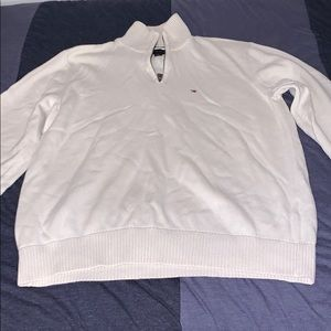 Cream colored Tommy Hilfiger Sweater